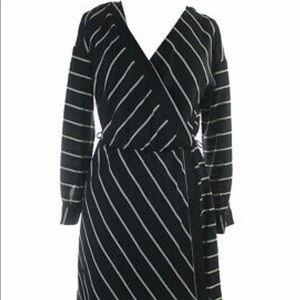 Bariii black/white stripe dress